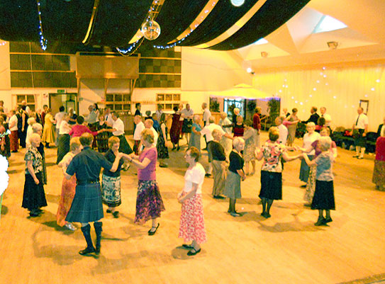 Royal Scottish Country Dance Society Skye Branch